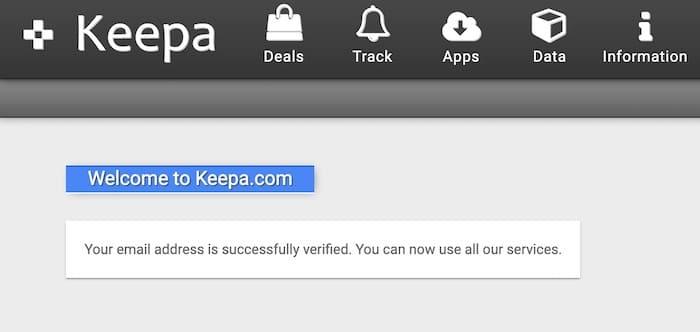 キーパの登録方法